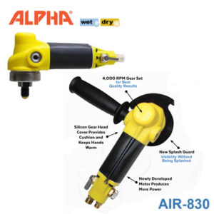 alpha air polisher 830