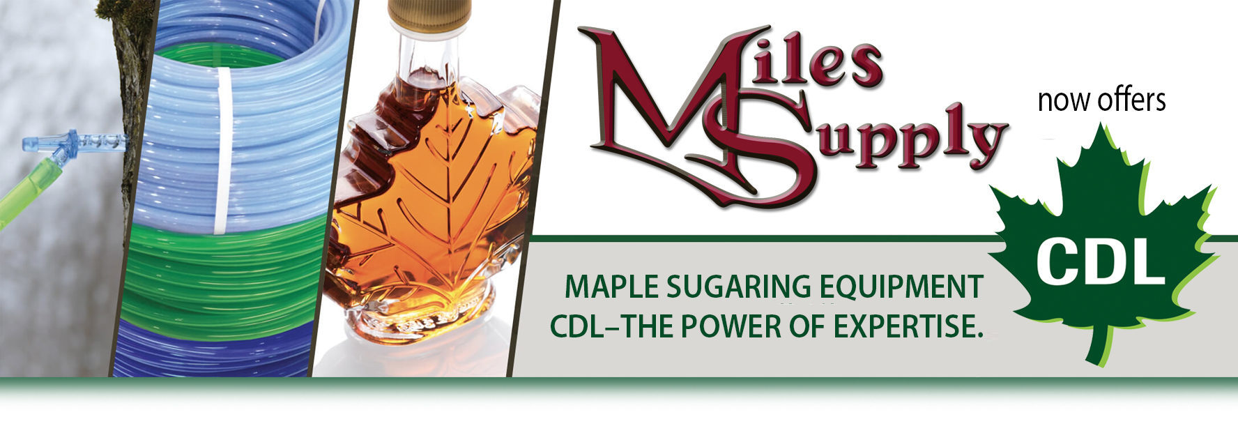 Maple Supplies Ad CDL