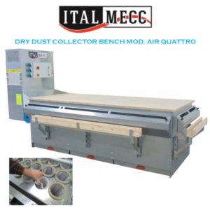 Air Quattro bench