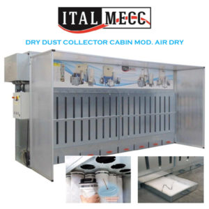 Air Dry Dust Collector cabinet