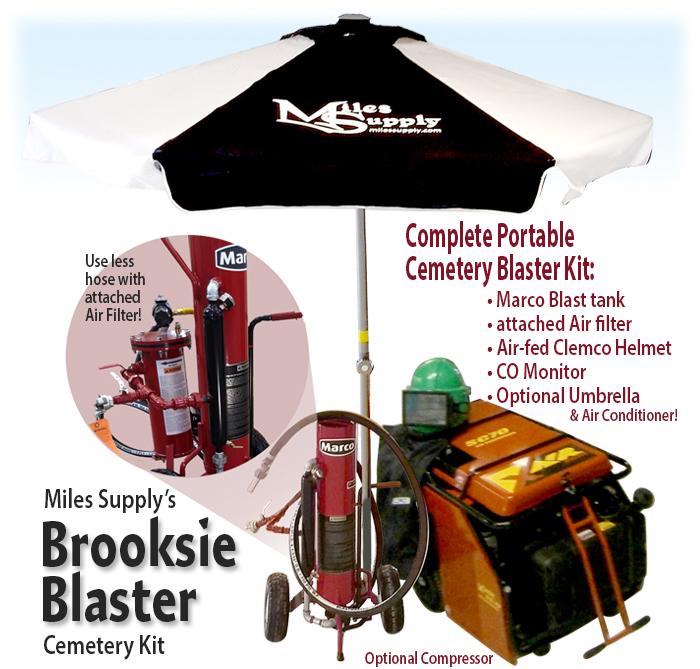 brooksie blaster kit