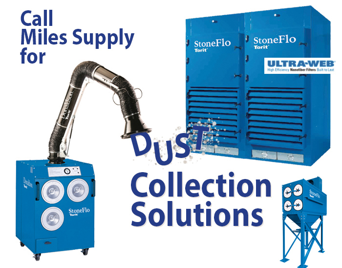 dust collection StoneFlo
