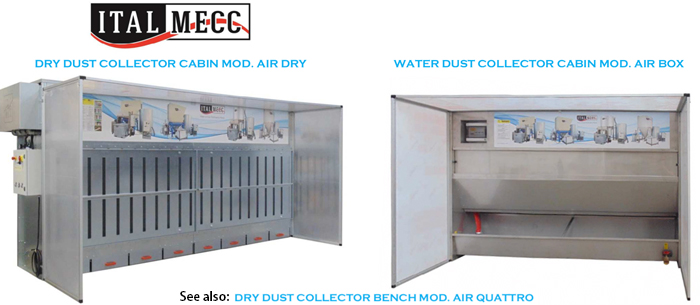 Italmecc dust collectors