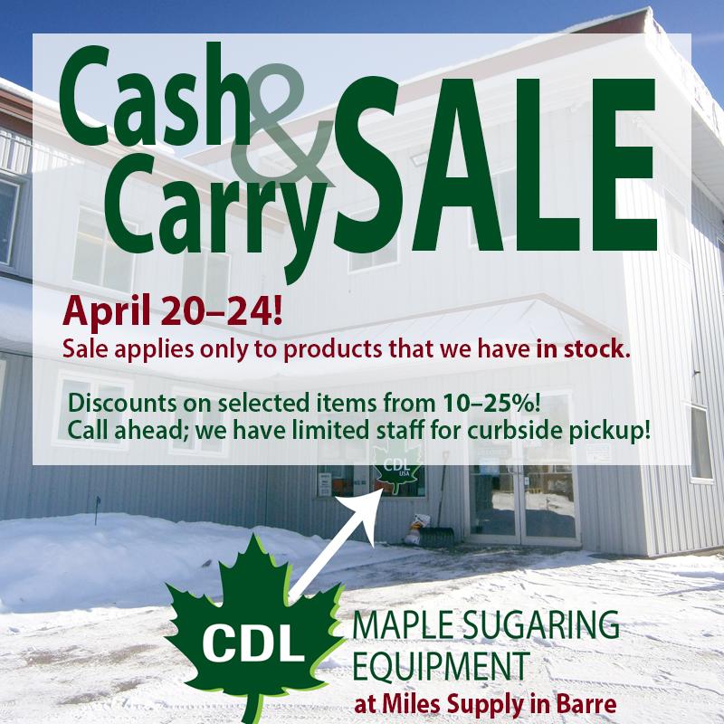 CDL sale