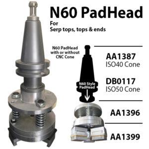 N60 style PadHead