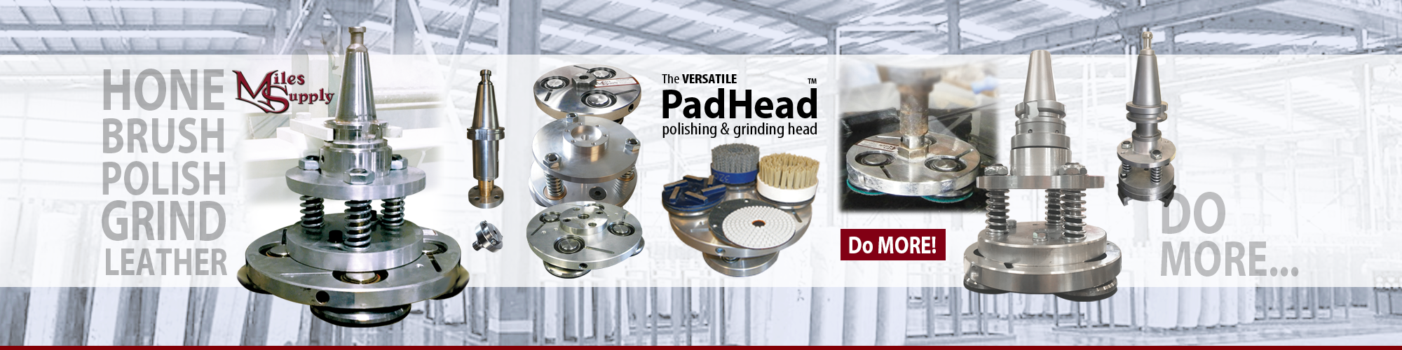 Do MORE with PadHead