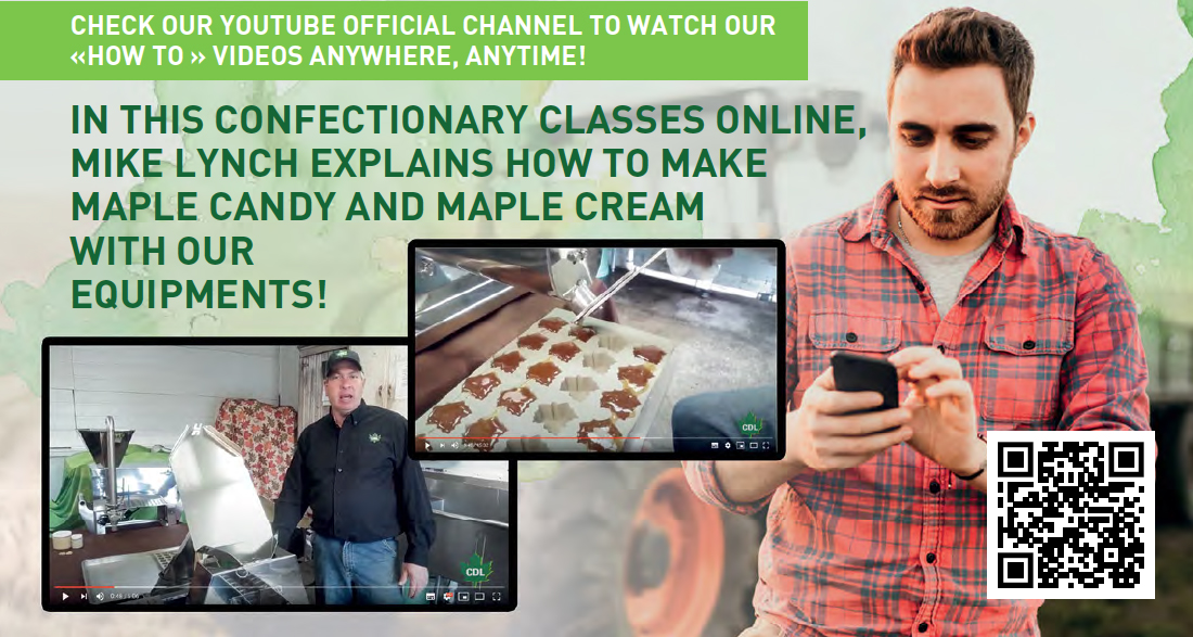 2021 maple sugaring - see helpful videos!