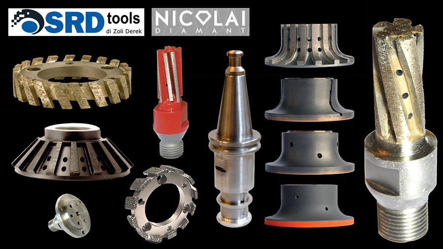 CNC tooling and profiling from SRD and Nicolai