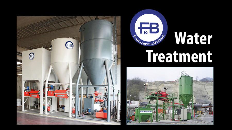 Fraccaroli & Balzan Water Treatment Compact Plants