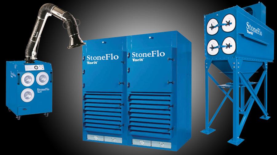 StoneFlo by Torit Dust Control