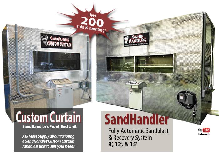 SandHandler from Miles Supply